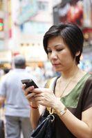 Bruke min nåværende kunde-leverandørens SIM-kortet i andre GSM tjenesteleverandøren