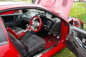 2001 Nissan Maxima funksjoner