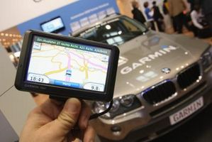 Hvordan oppgradere min Garmin Nuvi 200 GPS