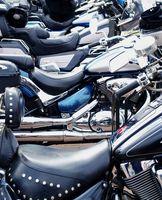 Lisenskrav for Pennsylvania motorsykkel forhandler