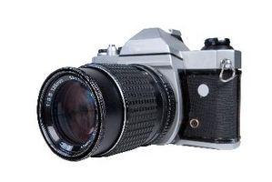 Vanntett kamera for barn