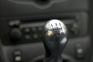 Hvordan installere en Skift knott på en 350Z