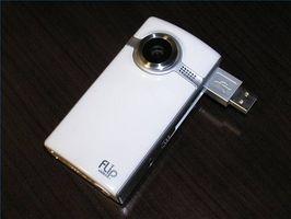 Hvordan du bruker en Flip videokamera