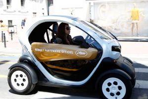 Hva deler er nødvendig for å bygge en elektrisk bil?