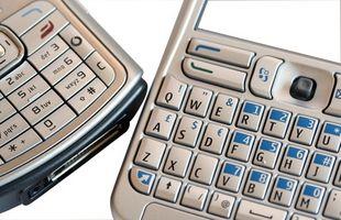 Hvordan formatere N70 telefonminnet