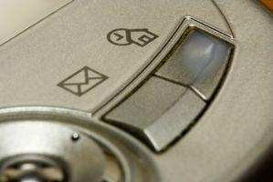 Hvor å låse opp en Sprint Palm Treo