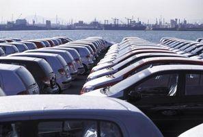 Hvordan du importerer en Toyota Hilux til USA