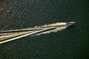Hvordan å Cruise en motorbåt