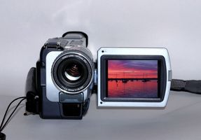 Redigere videofiler med Canon FS100
