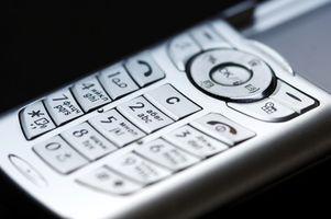 Hvordan hente hvor ESN fra min Nokia 6265i