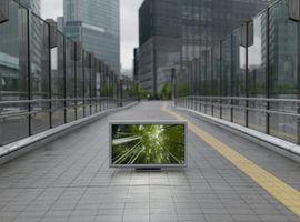 Tilbakestille en Toshiba LCD TV