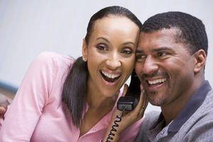 Hvordan holde et privattelefonnummer