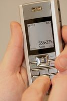 Hvordan Program et telefonnummer på en Verizon mobiltelefon