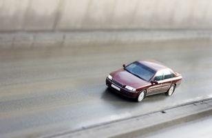 Hvordan lage en bil kjører på noe annet enn gass