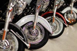 Hva er forskjellen mellom en panhode & en Shovelhead Harley?