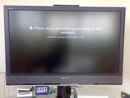 Sony Bravia teknisk informasjon