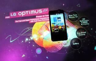 Hvilket Format skal Android Optimus spille?