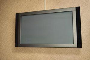Hvordan du justerer HD på en Sony-TV