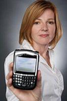Hvordan du finner en Blackberry på datamaskinen