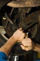 Hvordan du gjør en justering på nye biler