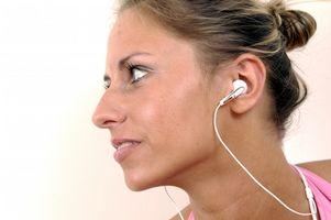 Hvordan laste ned musikk til en BlackBerry Pearl