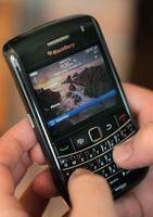 Slik overfører du bokmerker fra en BlackBerry 7100 til 8310