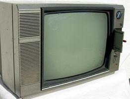 Informasjon om Mitsubishi CS-40FX1 TV