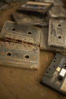 Konvertere kassetter til lydfiler