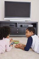 Hvordan fjerne TV logoer