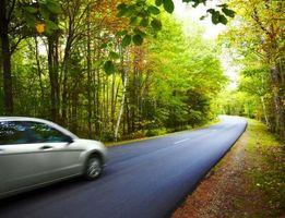 Hvordan redusere Coeffecient av dra på en bil