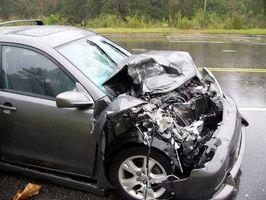 Hva å gjøre i en bil ulykke